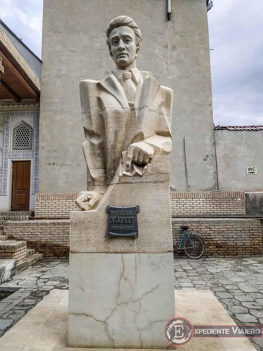 Casa de Fayzulla Khojaev