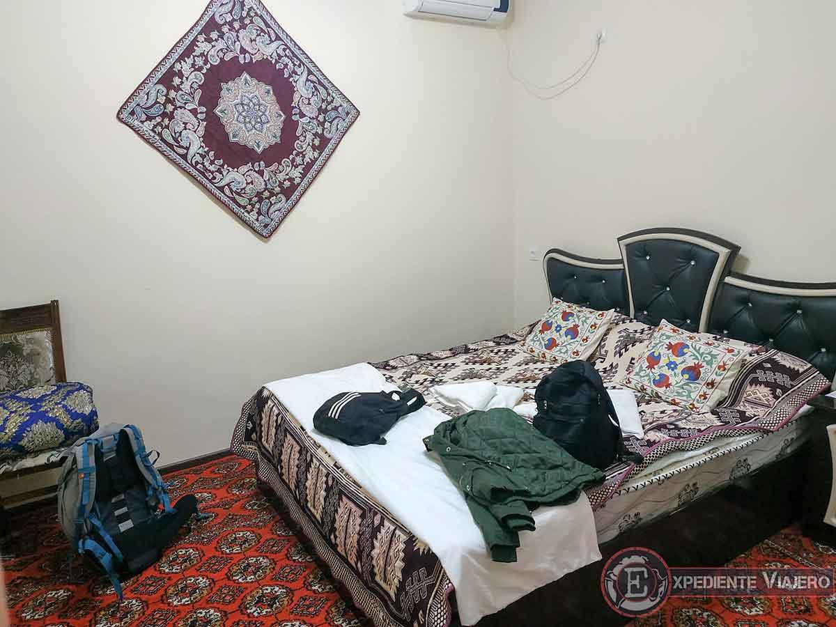 Dónde dormir en Jiva