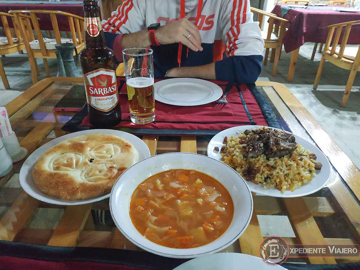 Dónde cenar en Jiva