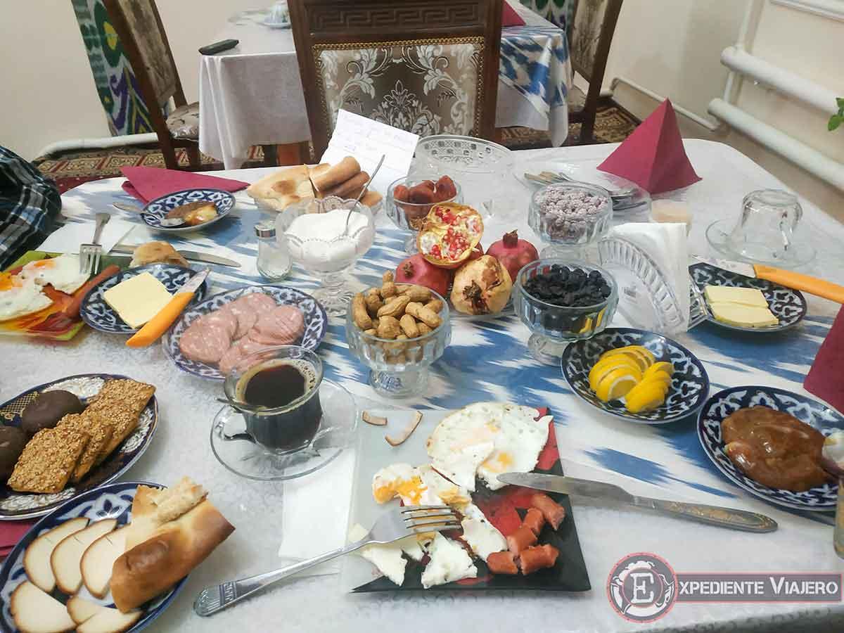 Desayuno del Rasul-Nazar