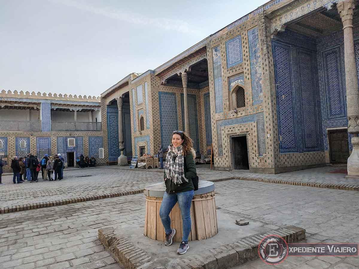 Harén del palacio Tosh-Hovli