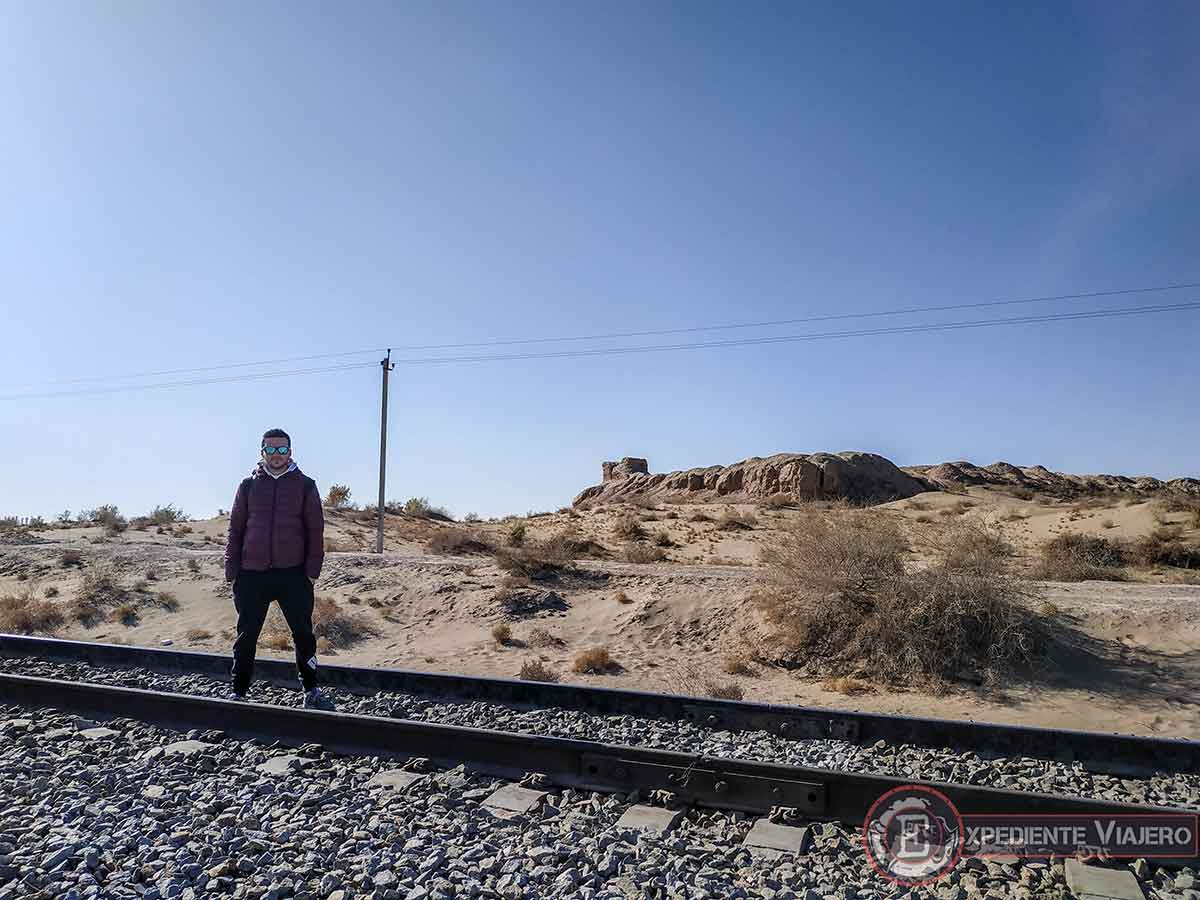 Fortalezas del desierto: Ruinas desconocidas