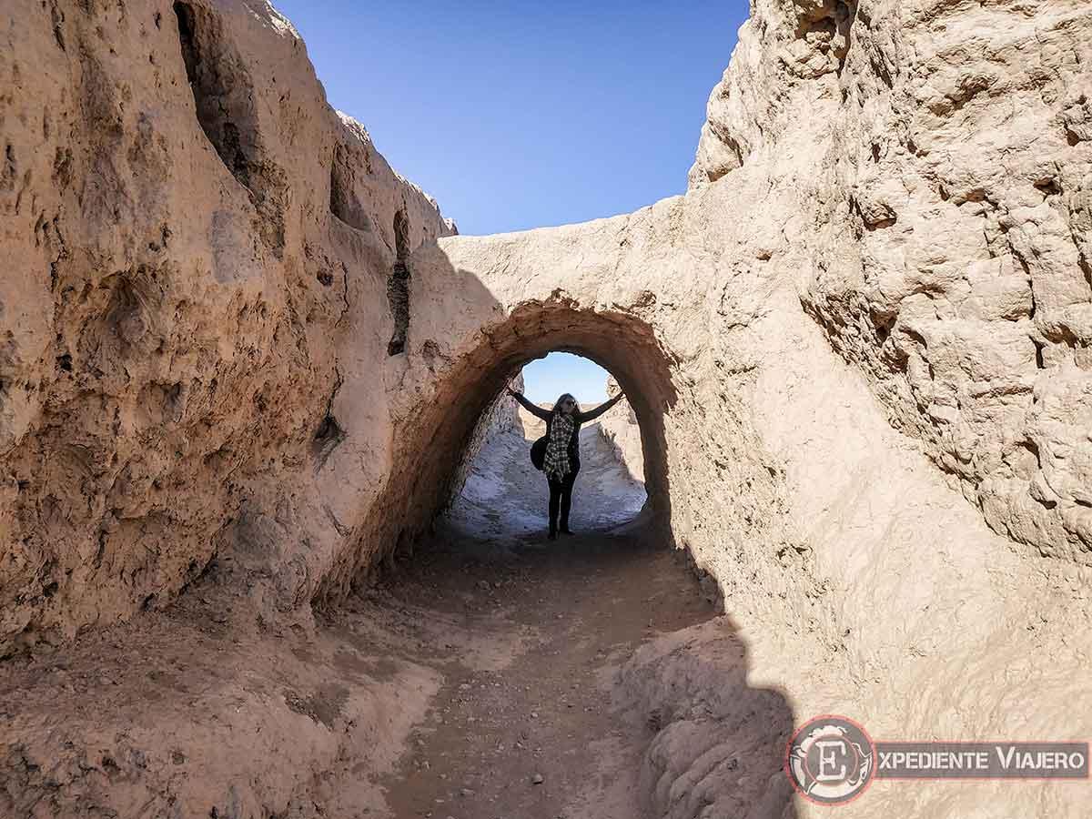 Arcos de Ayaz-Kala