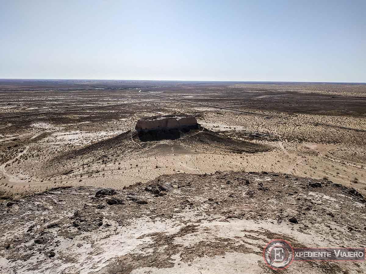 Fortalezas del desierto: Ayaz-Kala