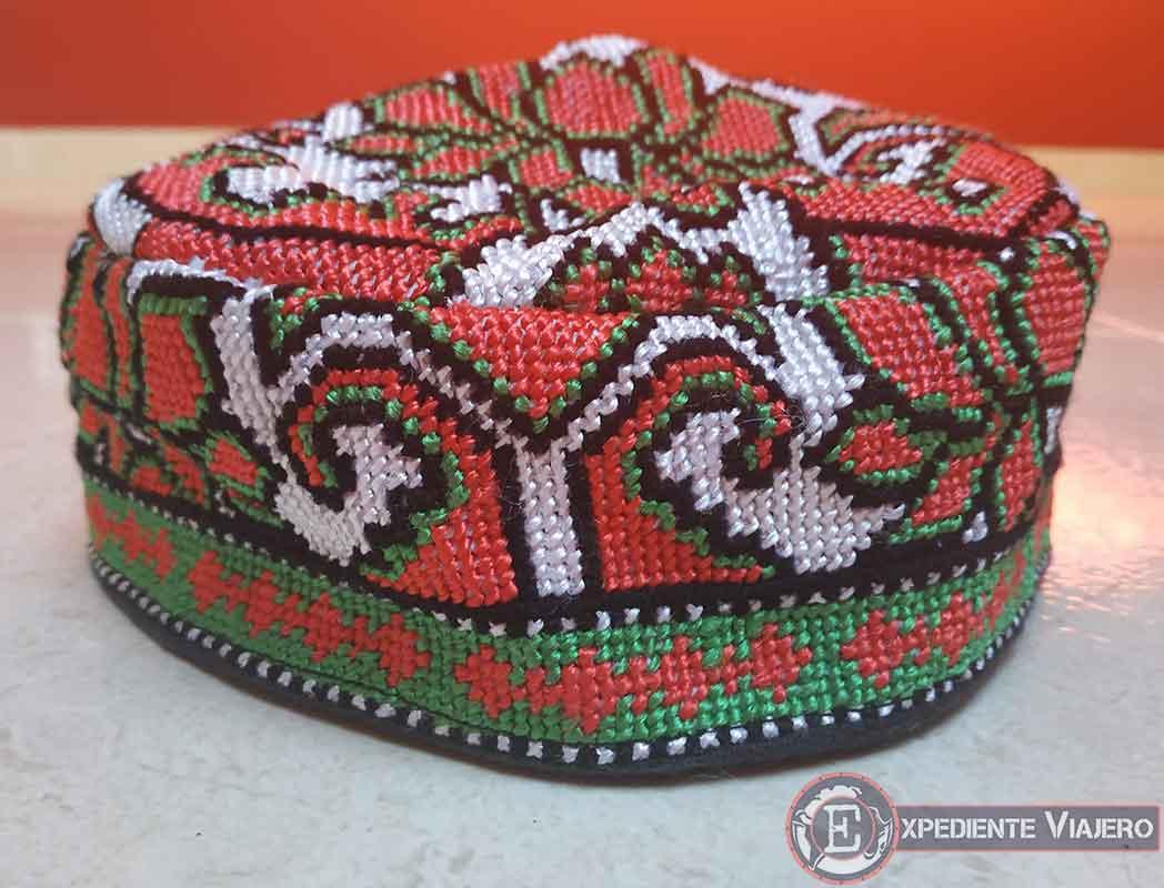 Tubeteika uzbeko