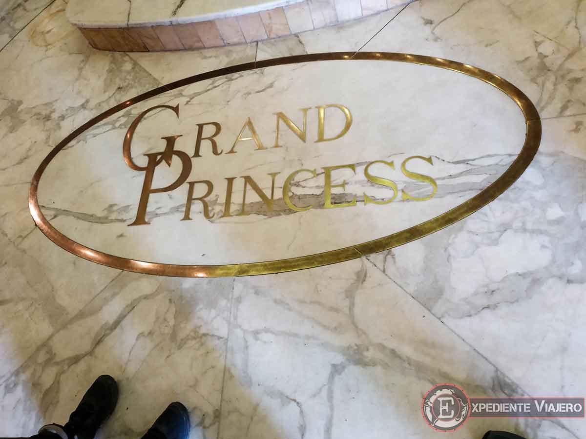 Crucero Grand Princess Nile Cruise
