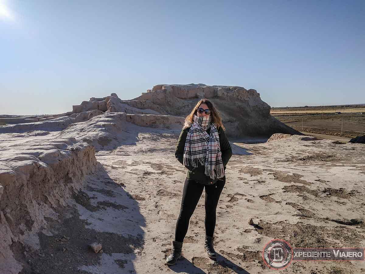 Fortalezas del desierto: Toprak-Kala