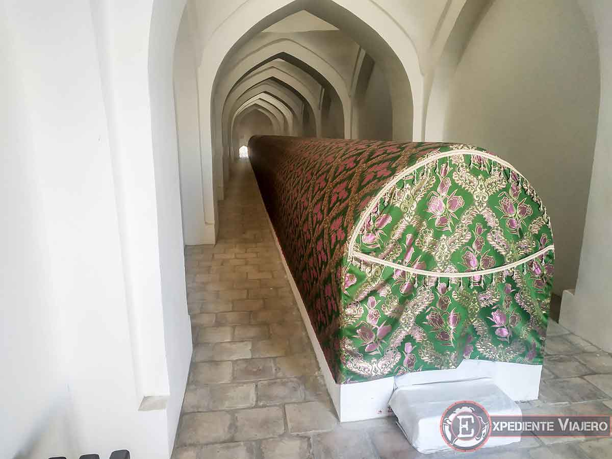 Mausoleo de Shamun-Nabi