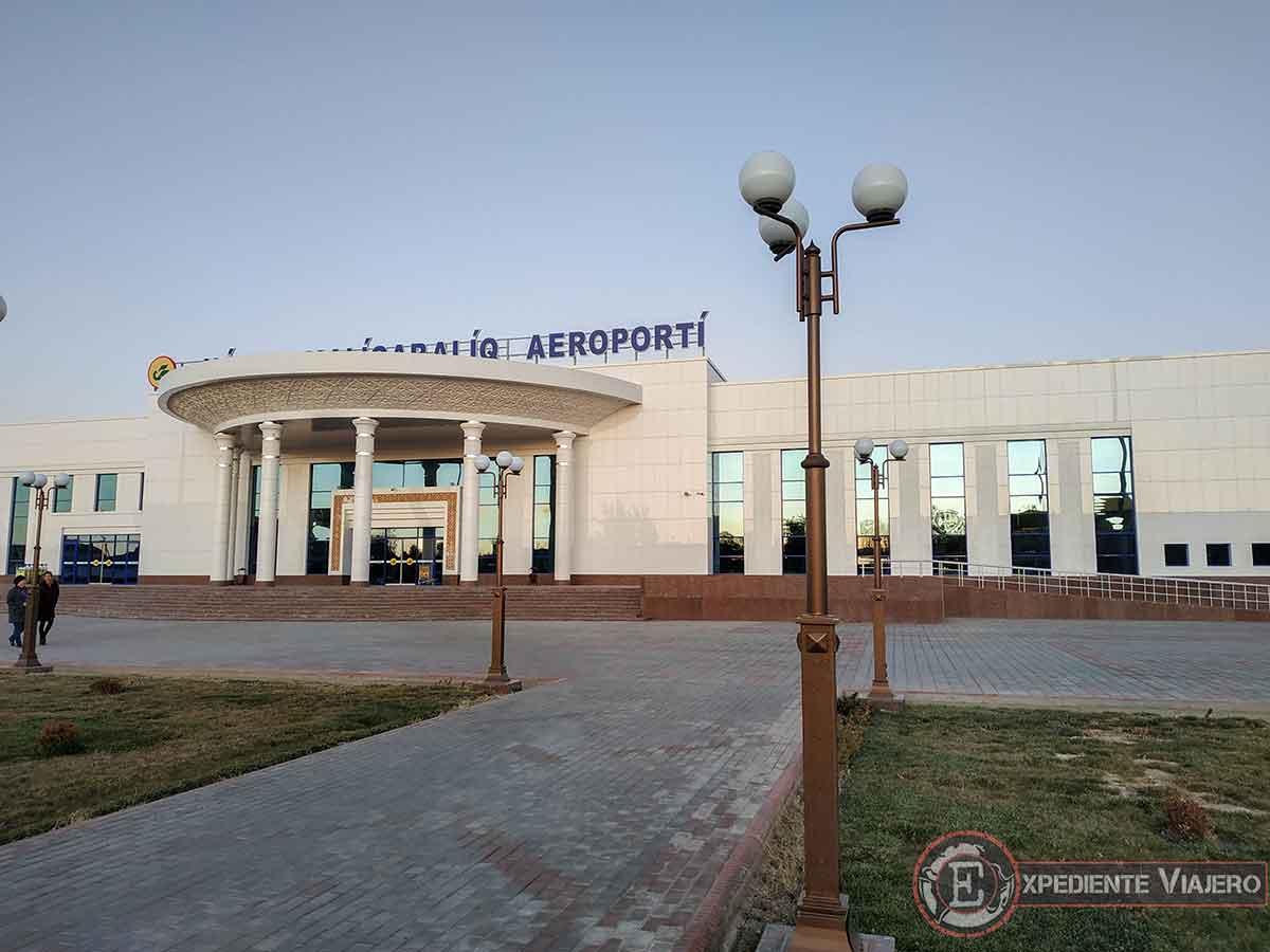 Aeropuerto de Nukus