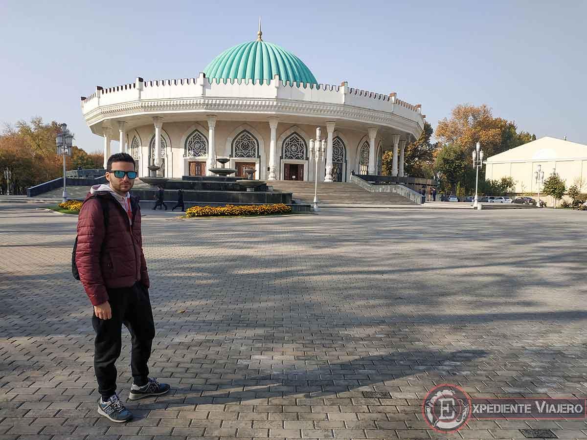 Museo de Amir Timur en Tashkent