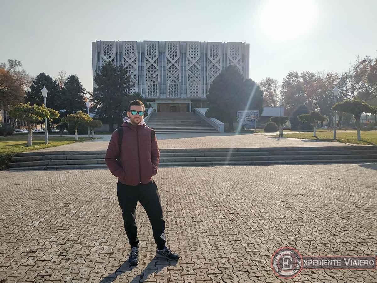 Museo de historia de Uzbekistán