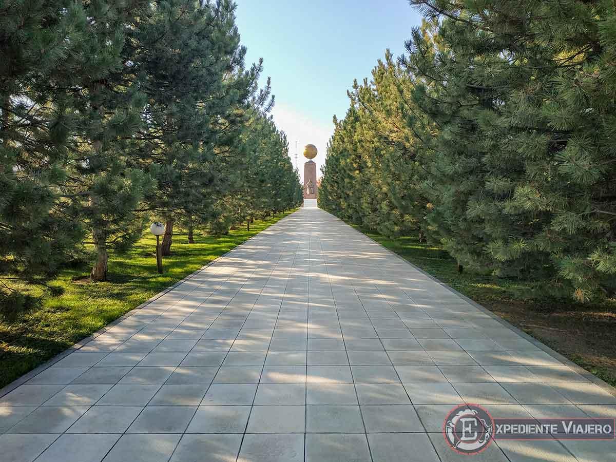 Monumento de la Independencia de Tashkent