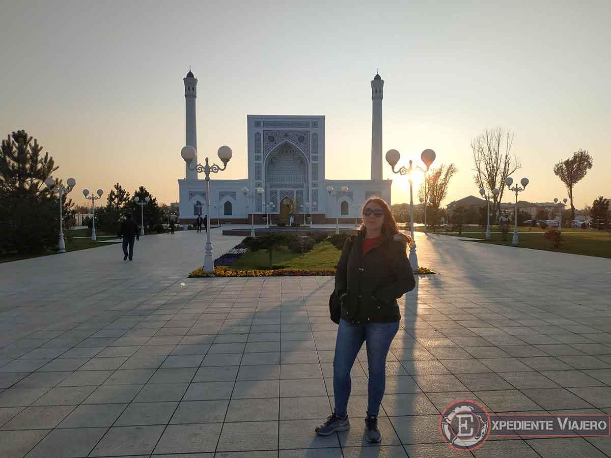 Mezquita Menor de Tashkent