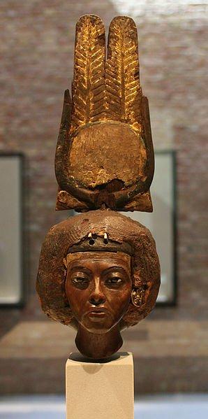 Tiye, esposa de Amenhotep III
