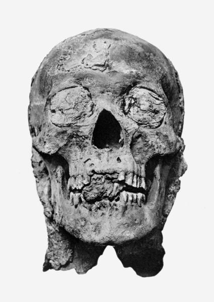 Momia de Amenhotep III