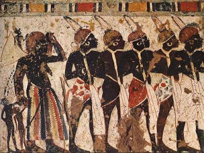 Hatshepsut y los nubios