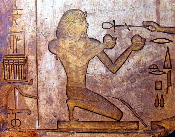 Faraón Tutmosis II, el hermano-esposo de Hatshepsut