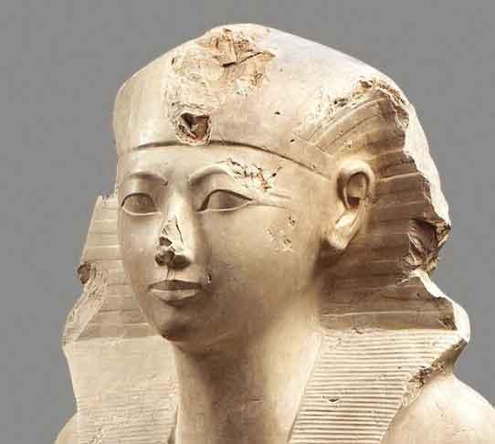 La madrastra de Tutmosis III (Hatshepsut)