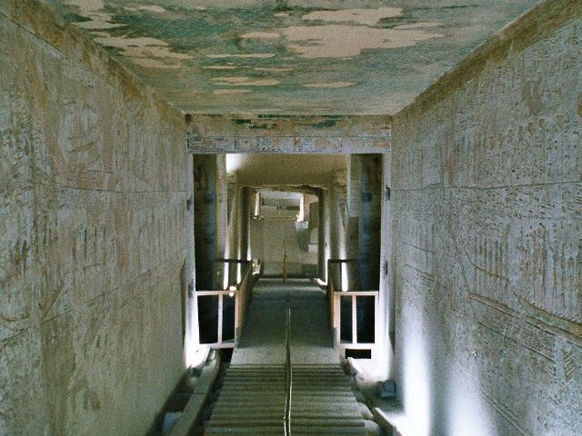 Tumba de Tutmosis III, el faraón guerrero