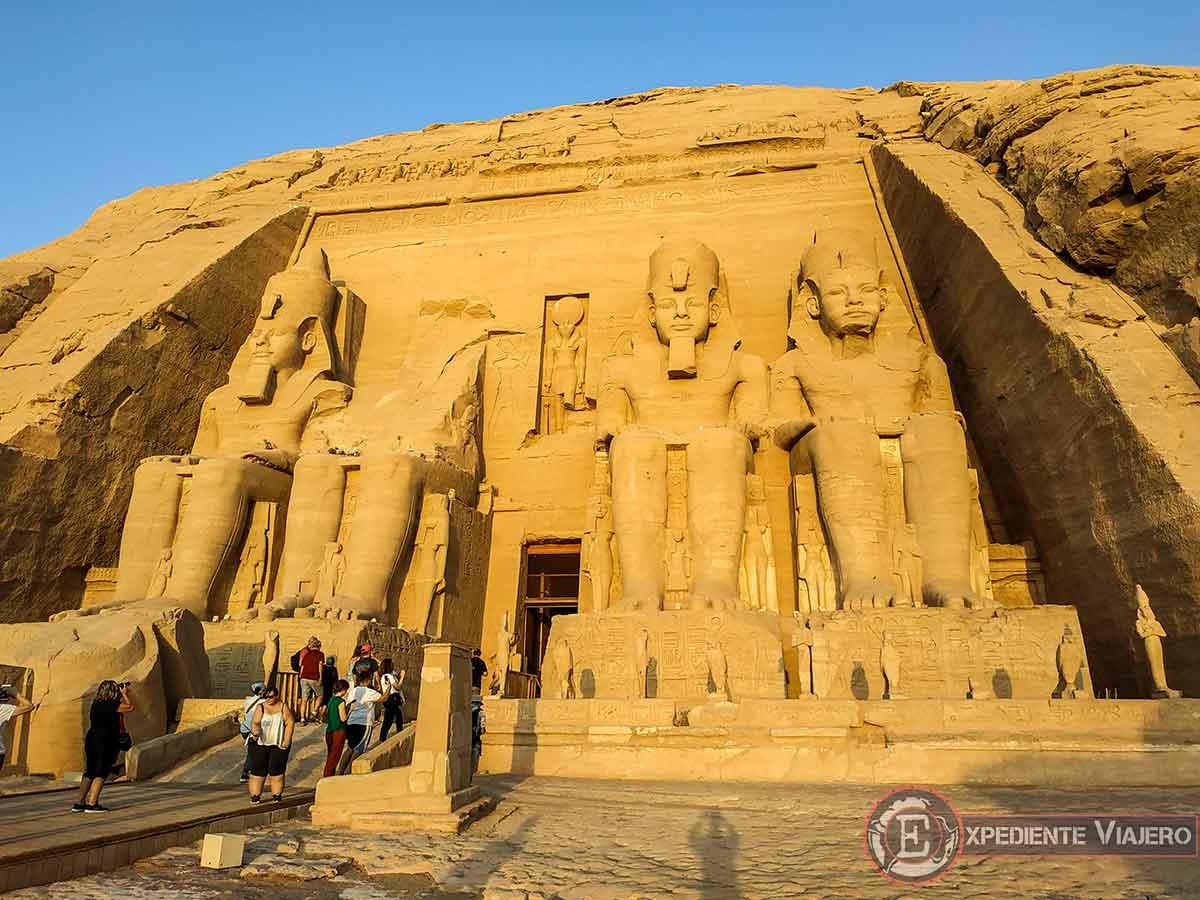 Construcciones de Ramsés II