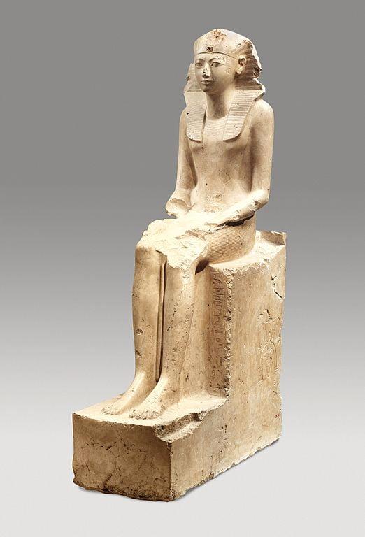 La historia de Hatshepsut, la mujer faraona