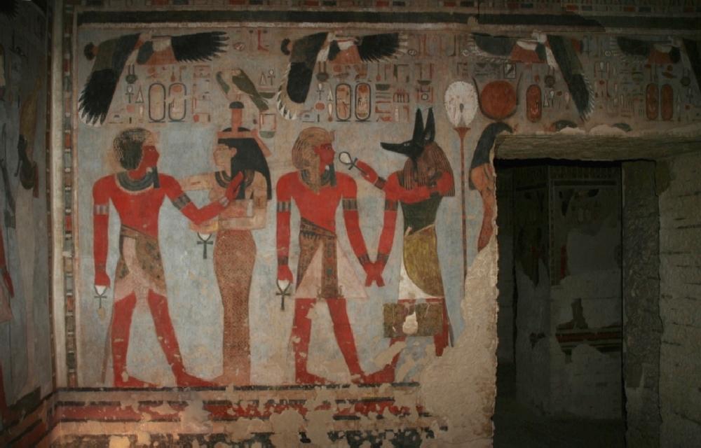 Tumba de Amenhotep III