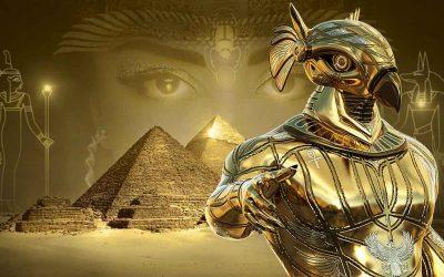 ¿Quiénes eran los dioses de Egipto?