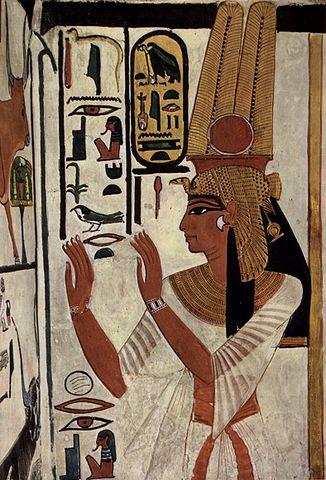 Biografía de la reina Nefertari