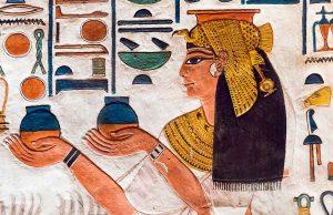 """La biografía de Nefertari, """"por la que brilla el sol"""""""