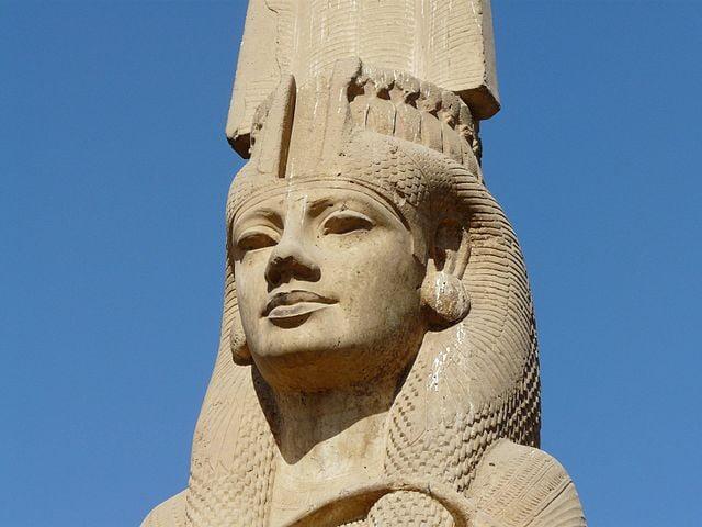 Meritamón, hija de Nefertari
