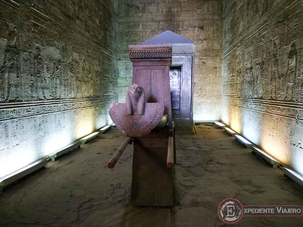 El Santuario de Horus