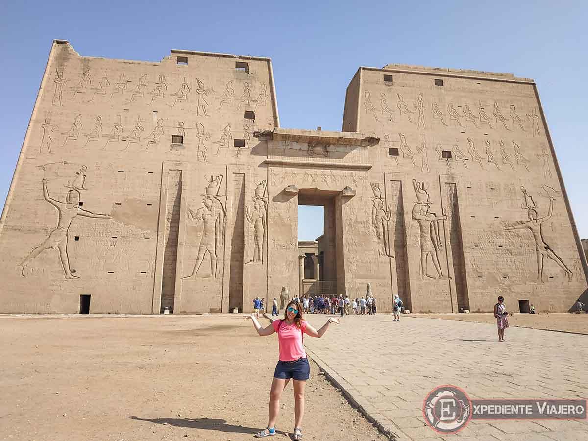Visitar el Templo de Horus (Edfu)