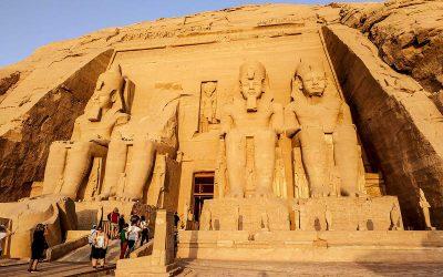 Templo de Philae y Abu Simbel