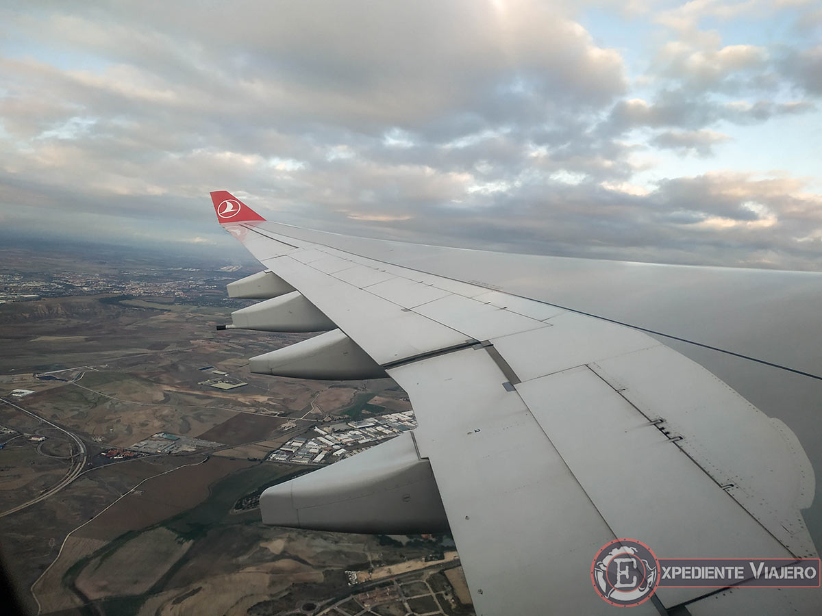 Presupuesto de los vuelos a Kazajistán y Uzbekistán
