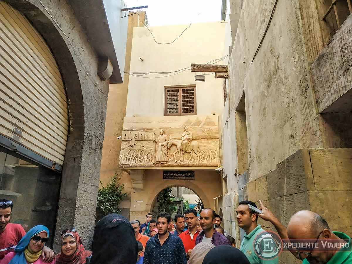 Qué ver en El Cairo: El Barrio Copto
