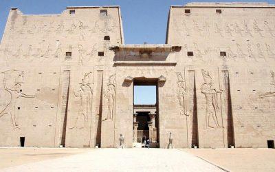 El Templo de Horus (Edfu)