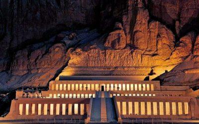 El templo de Hatshepsut