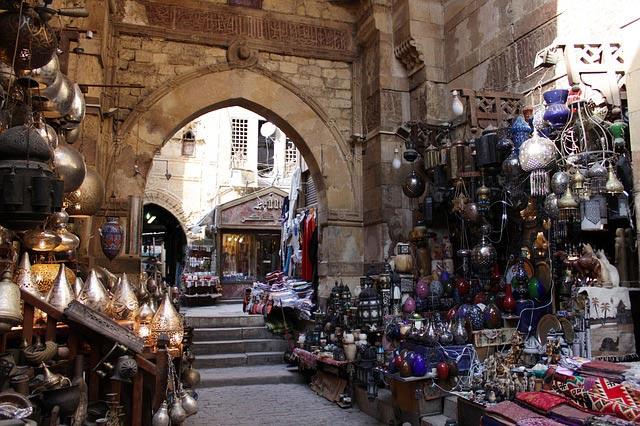 Qué ver en El Cairo: Mercado Jan el-Jalili