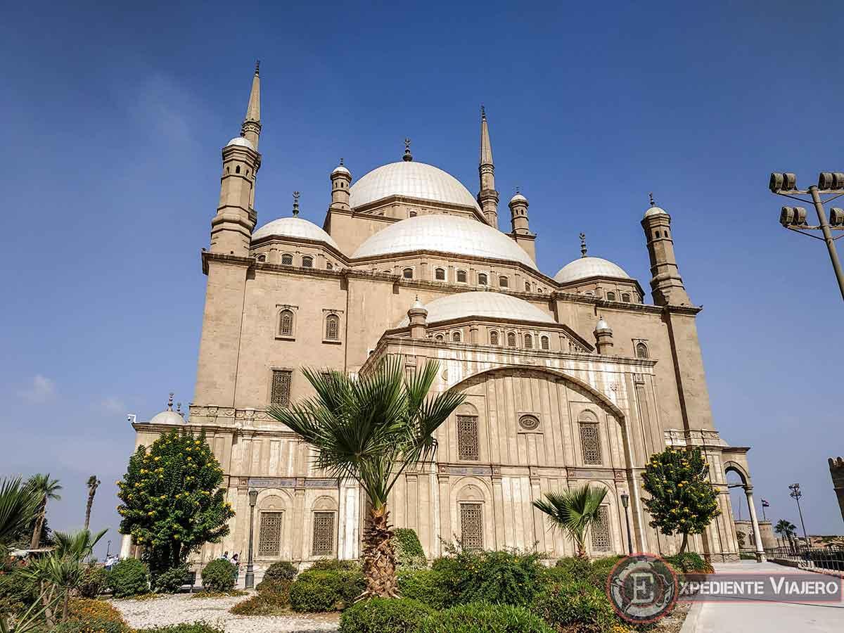 Qué ver en Egipto: La Mezquita de Alabastro