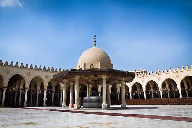 La Mezquita de Amr