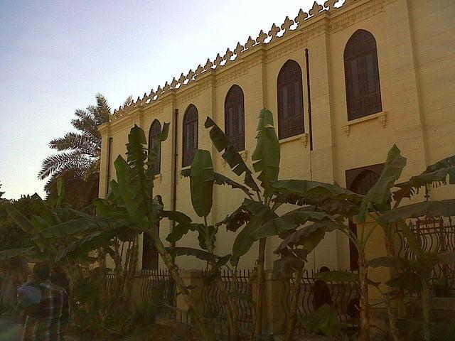 Sinagoga Ben Ezra, en el Barrio Copto