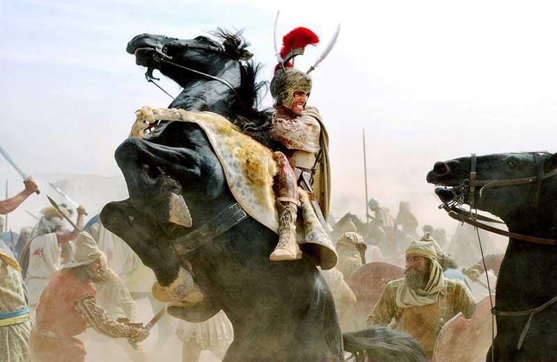 La historia de Alejandro Magno