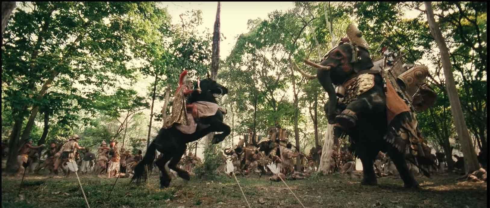 Batalla de Hidaspes