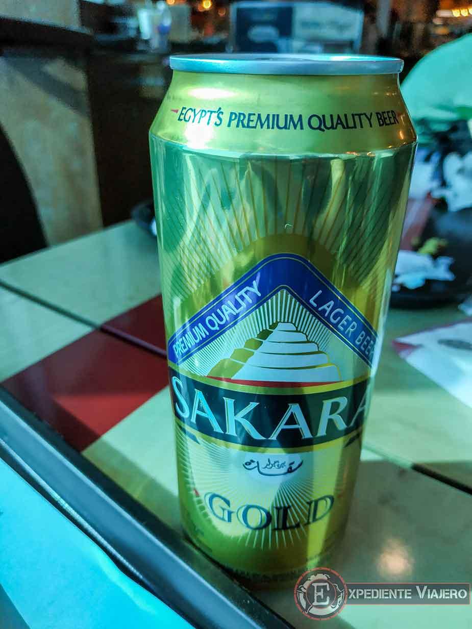 Cerveza Sakara