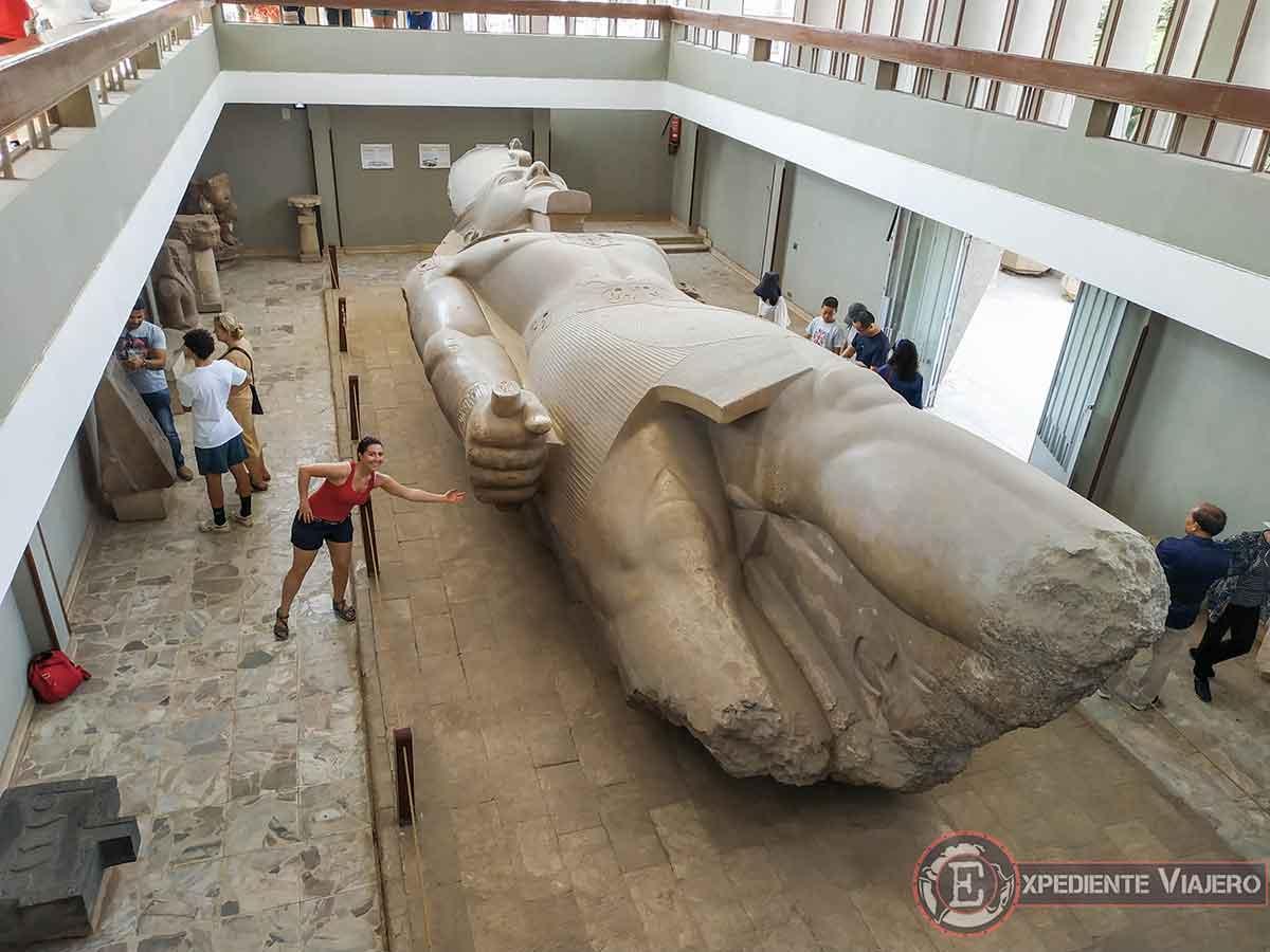 Coloso de Ramsés II