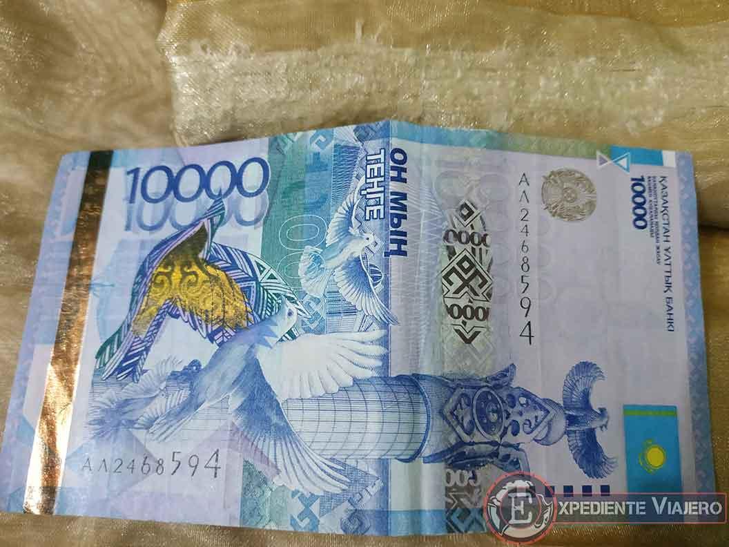 Dinero de Kazajistán
