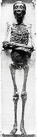 Momia de Tutankamón