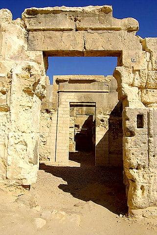 Oráculo de Amón en el oasis de Siwa