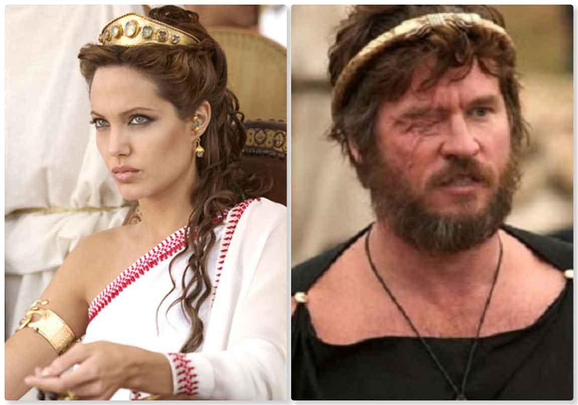 Los padres de Alejandro Magno