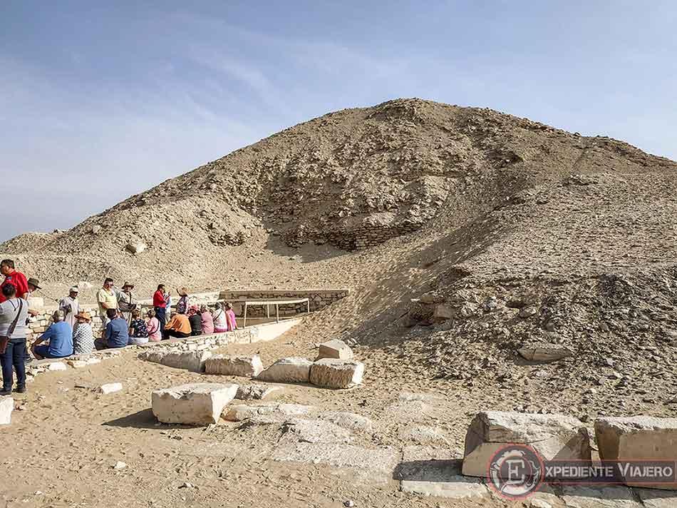 Pirámide de Teti